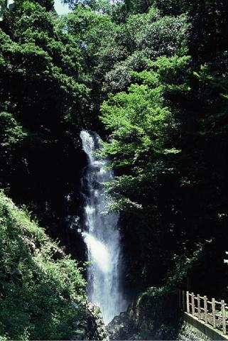 05.紀念の滝(桜の里づくり起点)